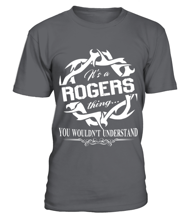 IT IS ROGERS THING