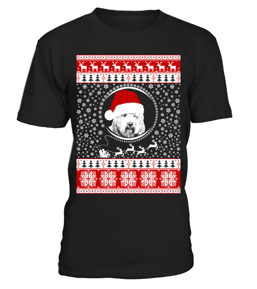 Merry Christmas Labradoodle