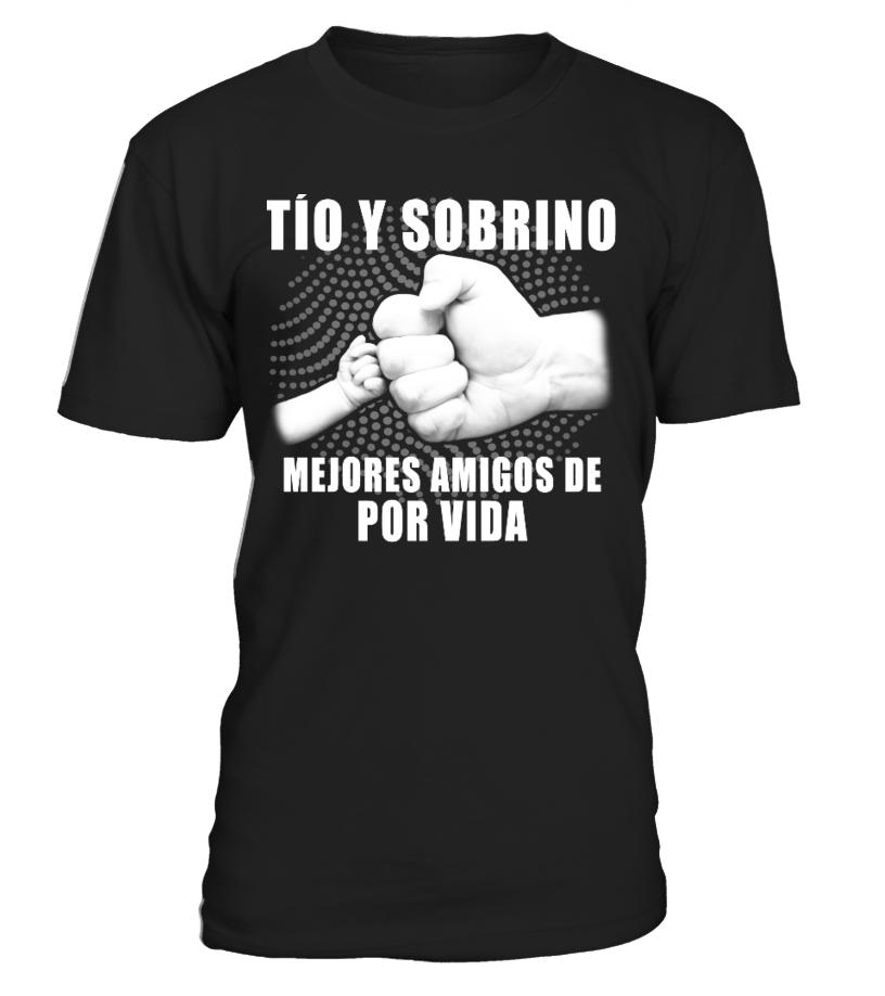 TIO Y SOBRINO MEJORES AMIGOS DE POR VIDA T-SHIRT