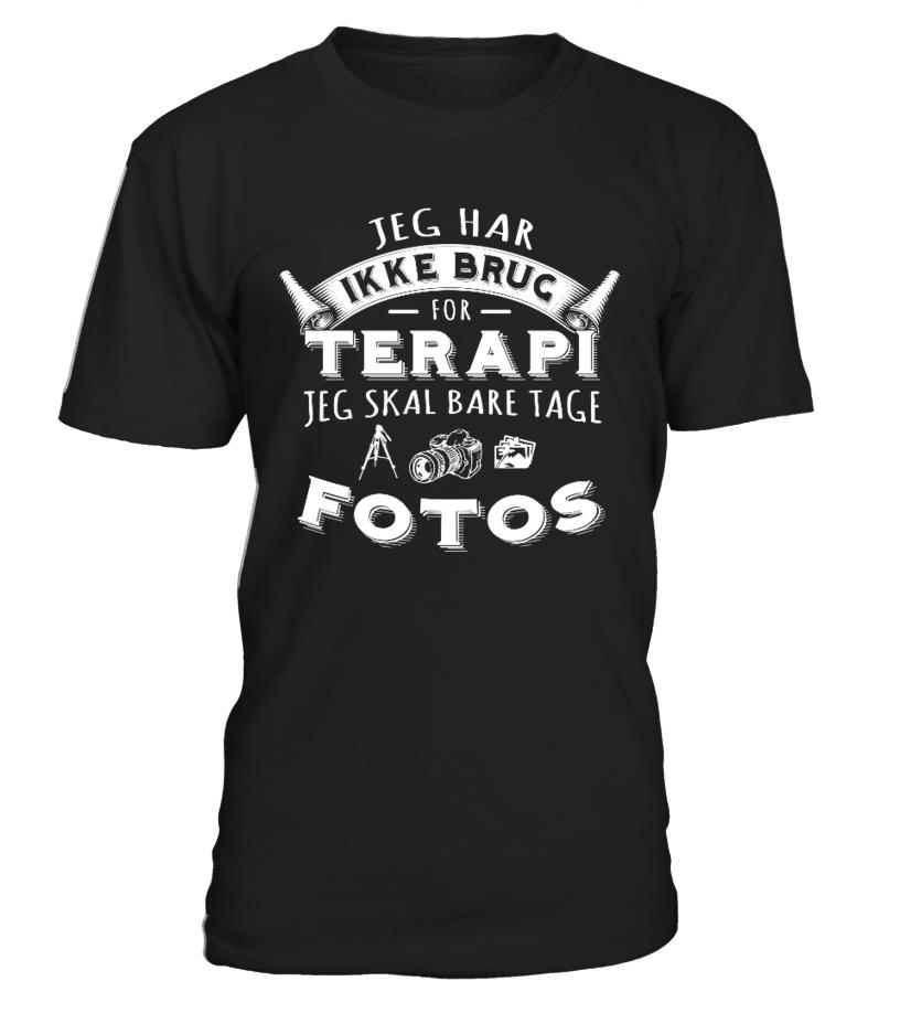 FOTOGRAF JEG HAR IKKE BRUG FOR TERAPI