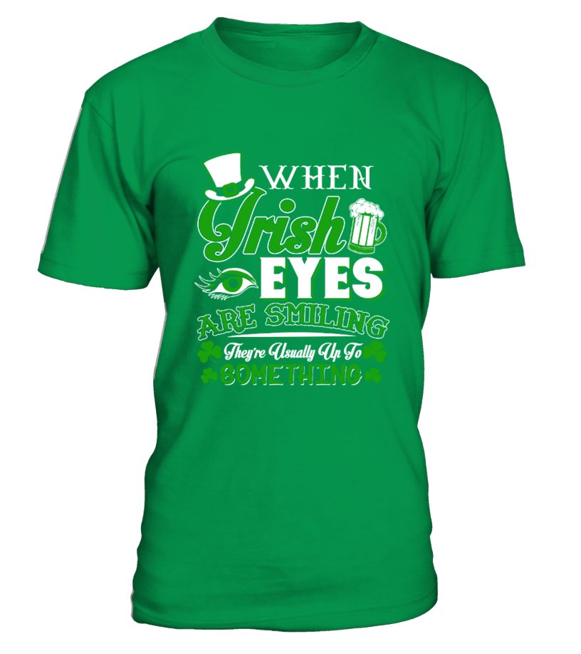 IRISH EYES!