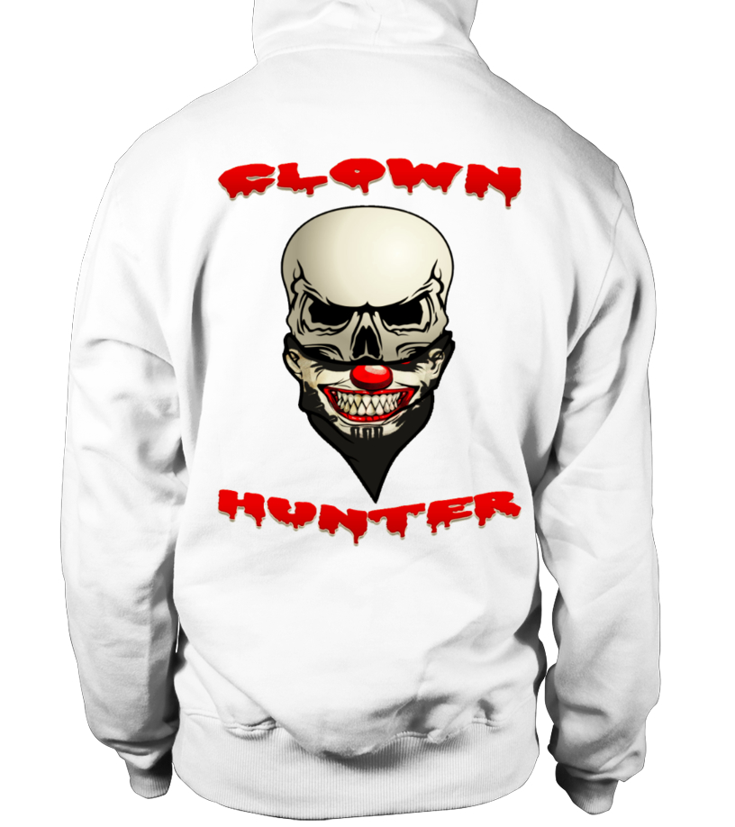 CLOWN HUNTER HOODIE