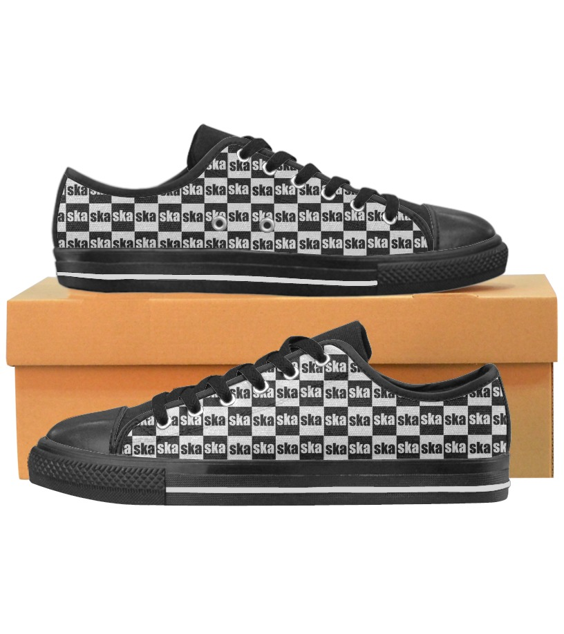 FOOTWEAR - Low-tops & sneakers SKA Shoes Drq1Z5