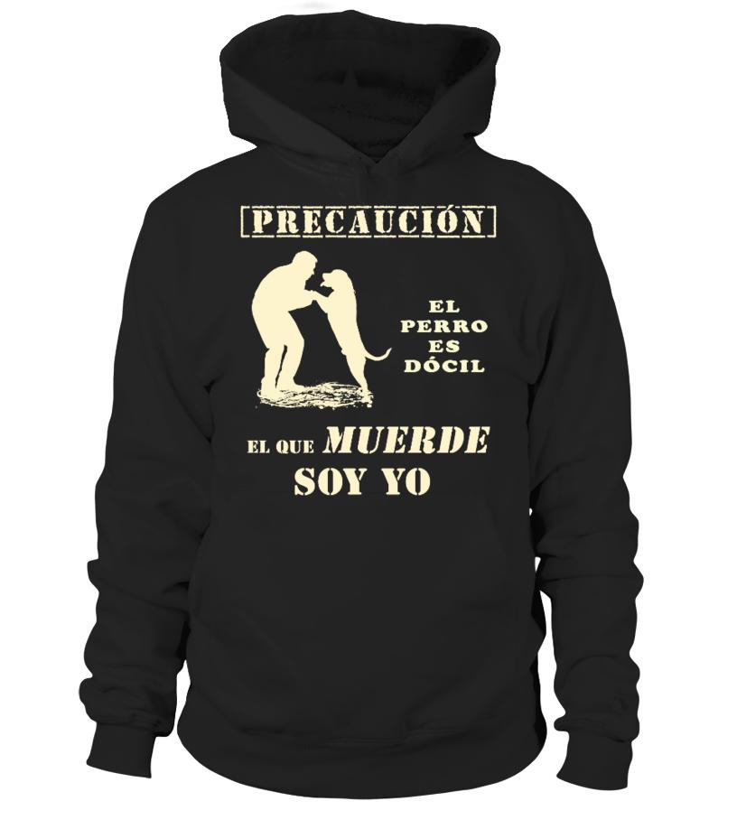 """PRECAUCIÃ""""N: EL PERRO ES DÃ""""CIL"""