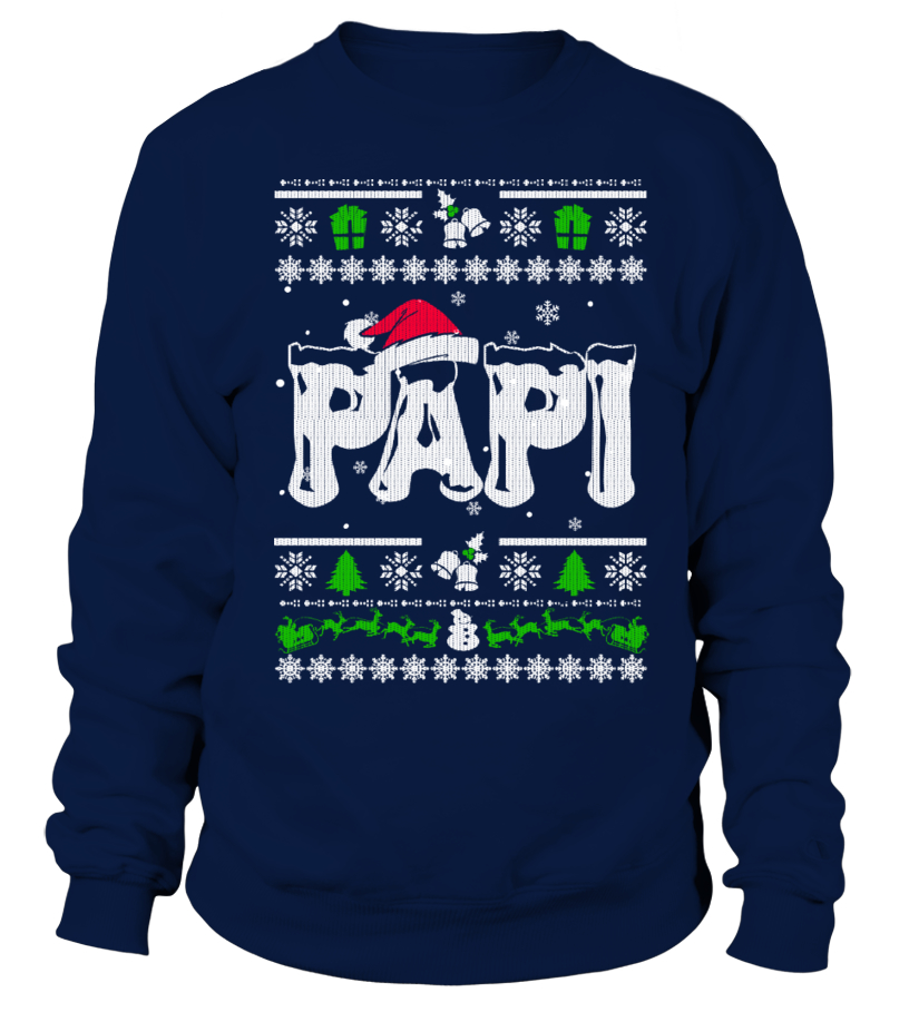 Ugly Christmas Sweater Papi