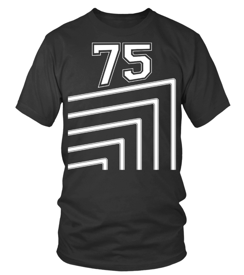 Number 75 Shirts