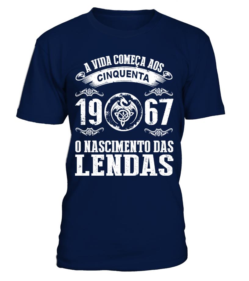 1967 O NASCIMENTO DAS LENDAS
