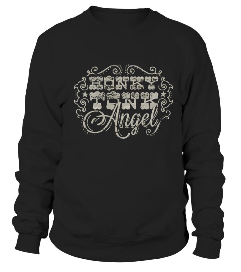 Honky Tonk Angel T-shirt
