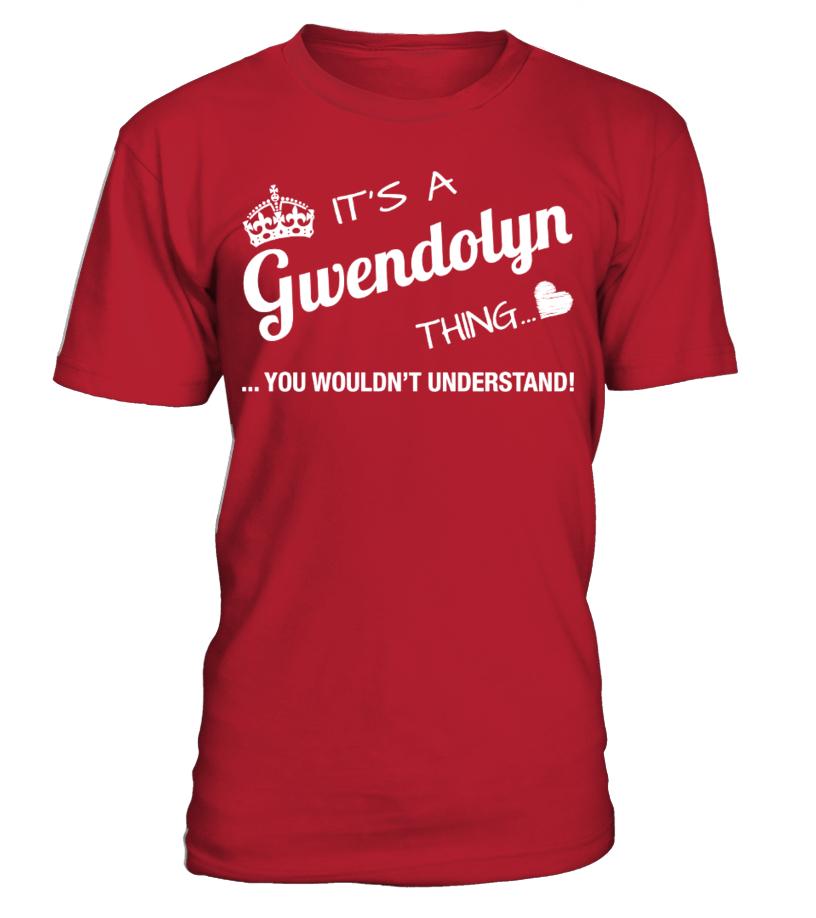 It's A Gwendolyn Thing