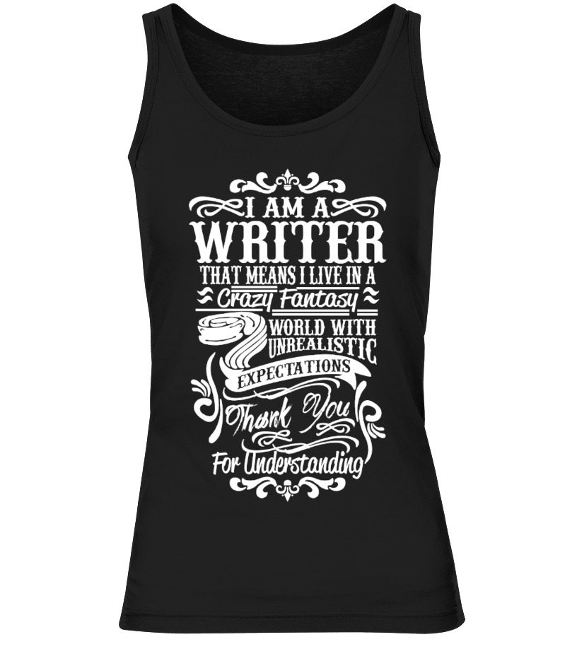 LIMITED♥ I AM A WRITER ♥