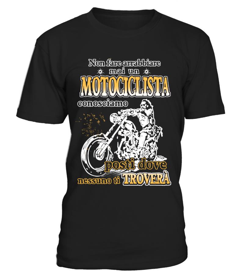 NON FARE ARRABBIARE MAI UN MOTOCICLISTA
