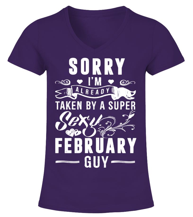 FEBRUARY GUY SHIRTS
