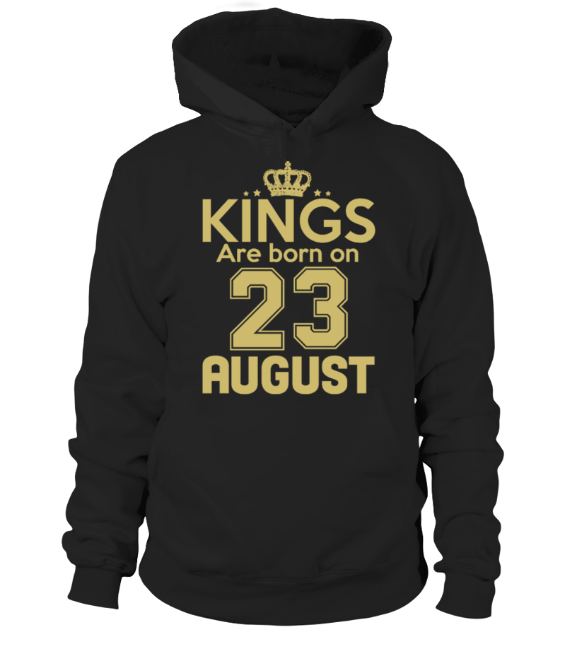 KINGS ARE BORN ON 23 AUGUST