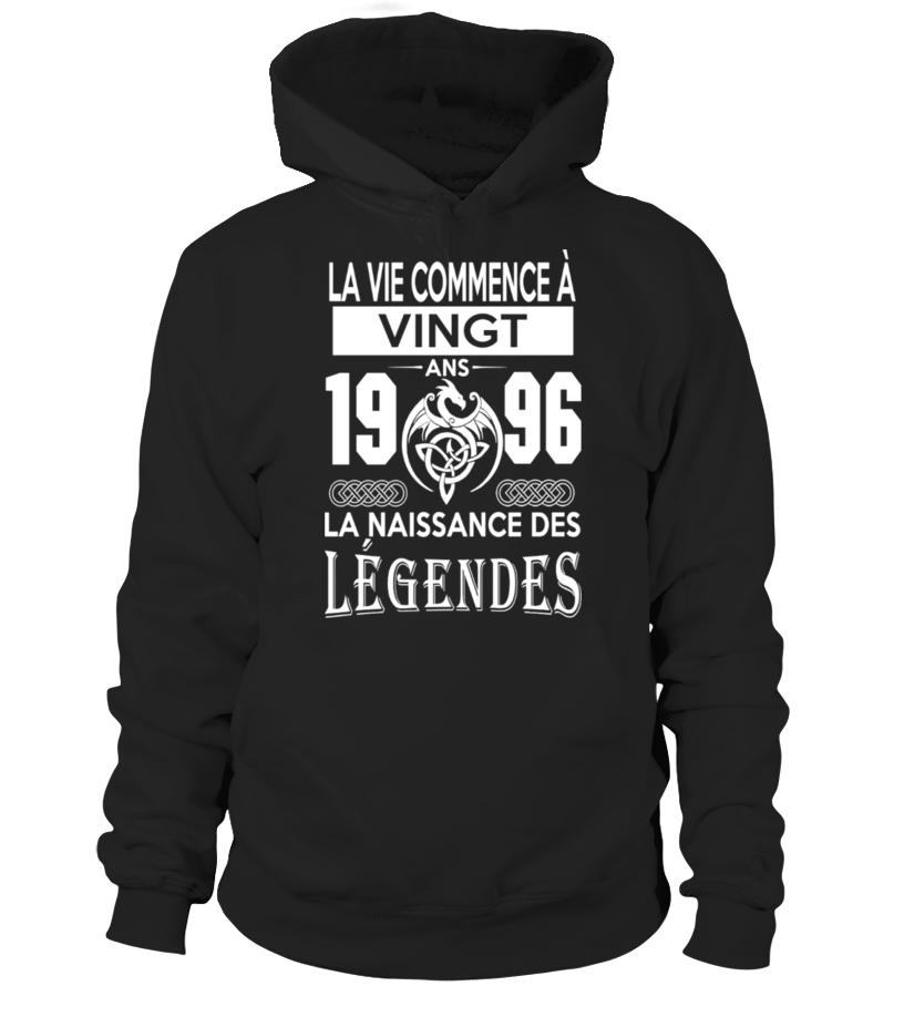 1996-LEGENDES TSHIRT