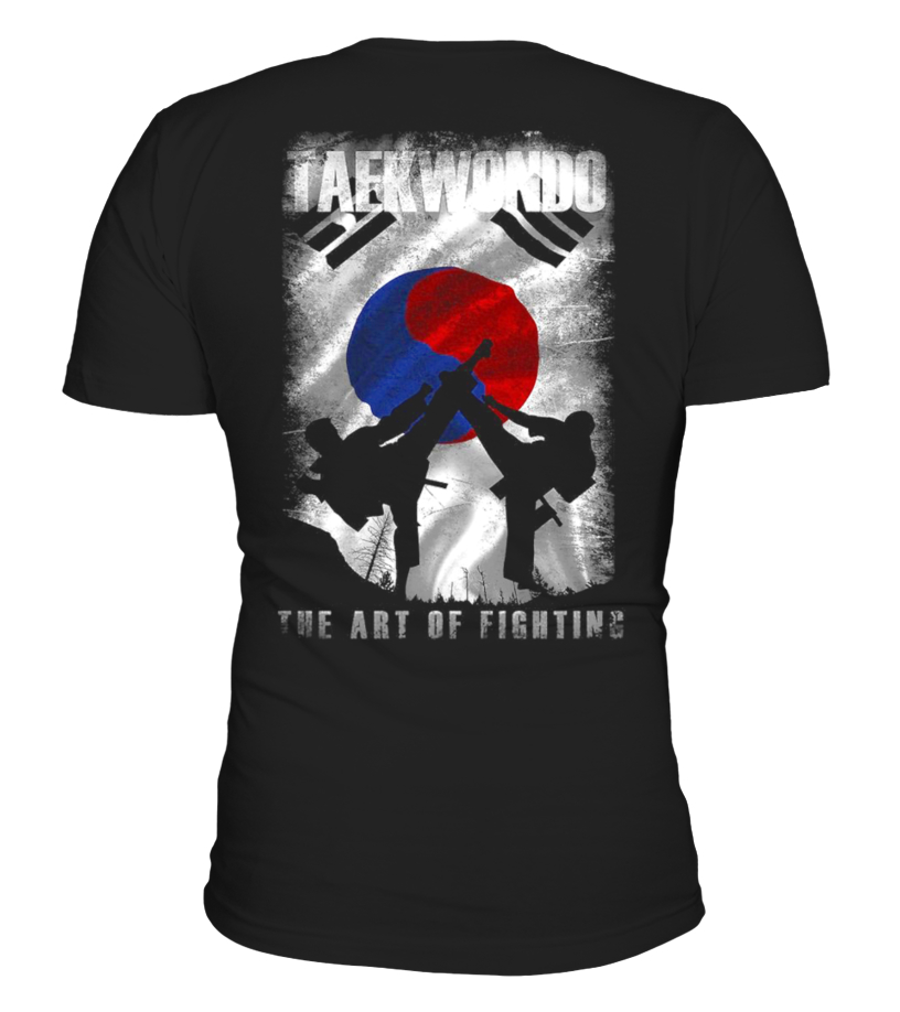 Just Released ! Korea Taekwondo Shirt