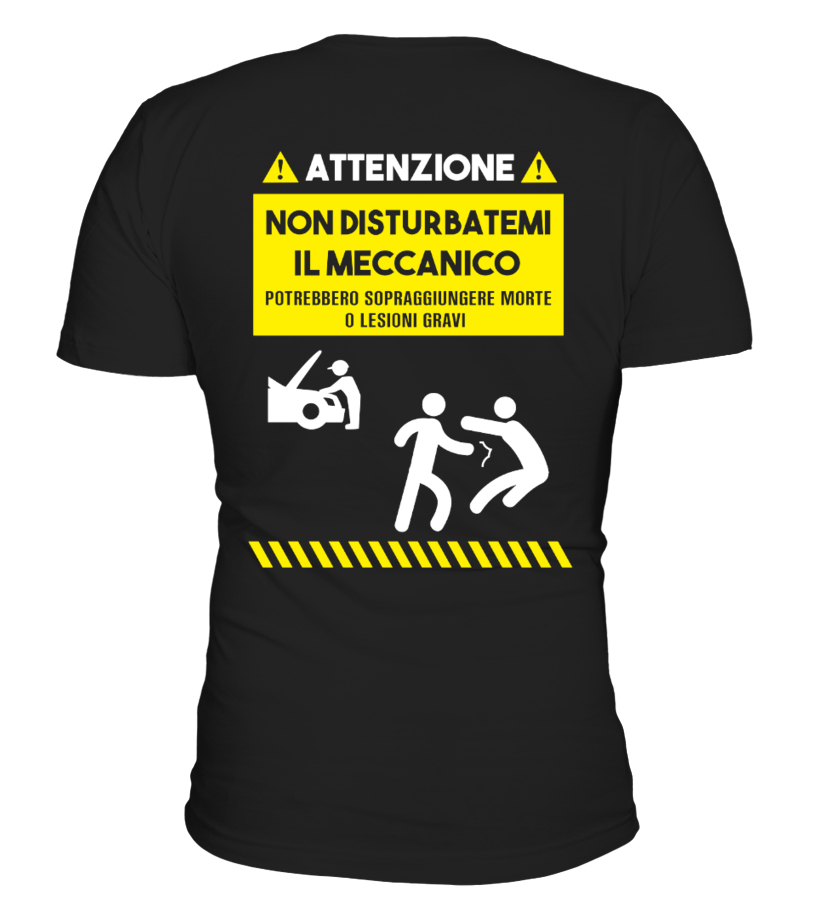 MECCANICO, Meccanico T-shirt
