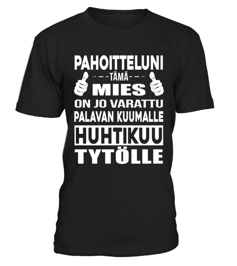 HUHTIKUU TYTÖLLE