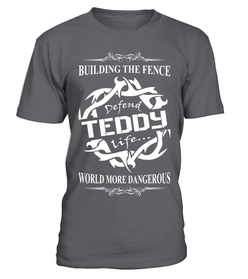 BUILDING THE FENCE DEFEND TEDDY LIFE