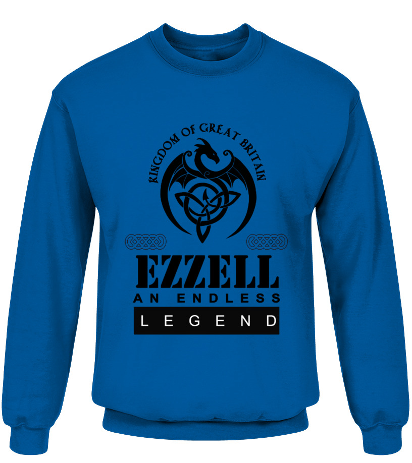 THE LEGEND OF THE ' EZZELL '