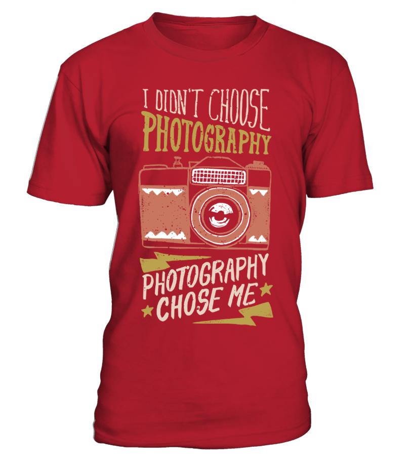 Photography chose me