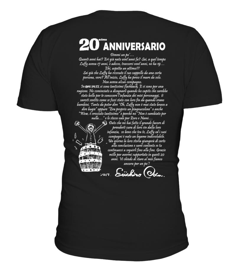 ONE PIECE 20th ANNIVERSARY - ITA