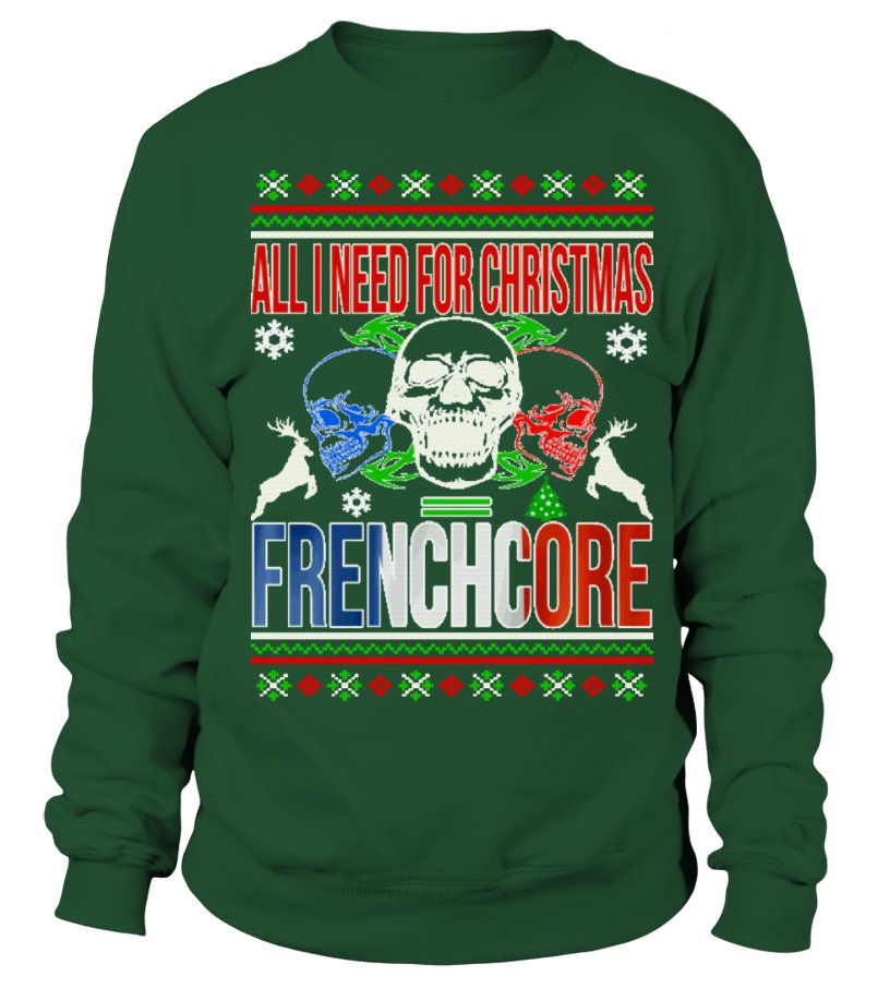 All I Need For Christmas Is Frenchcore
