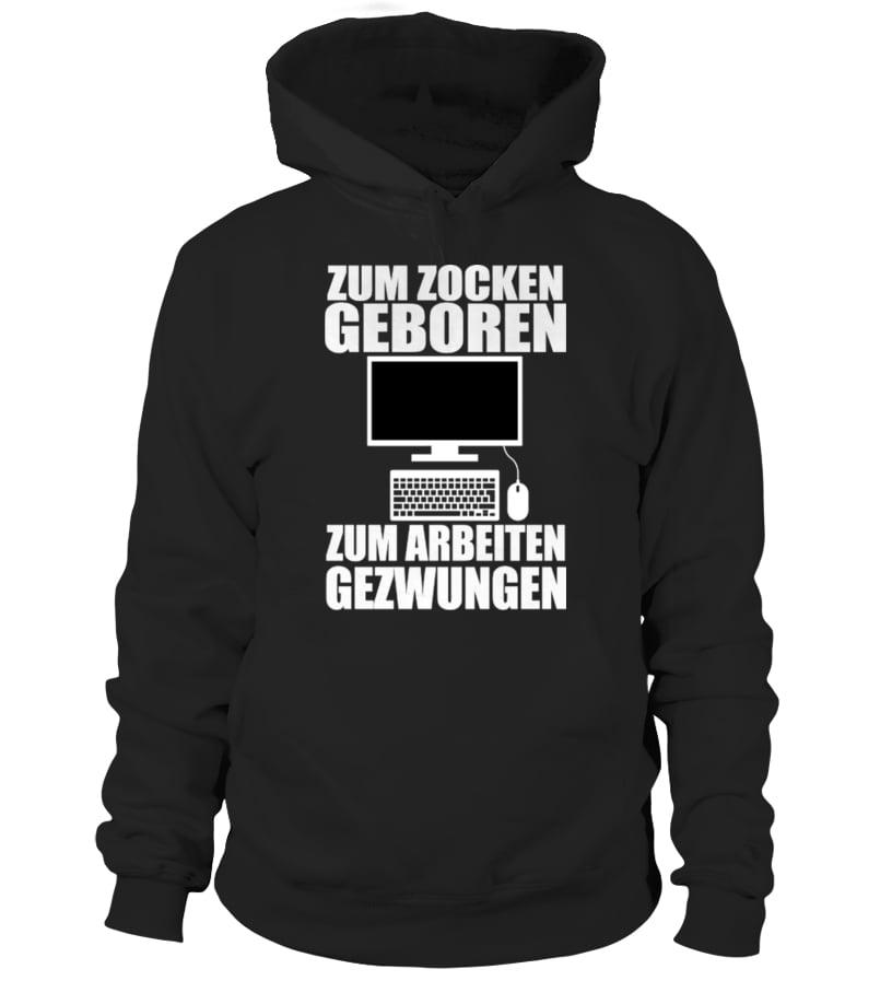Zocker Shirts und Pullover | PC
