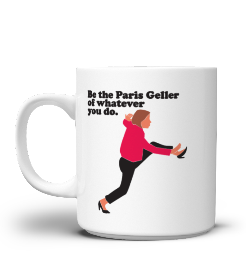 Limited Edition Paris Mug