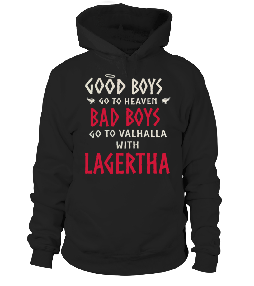 GO TO VALHALLA WITH LAGERTHA