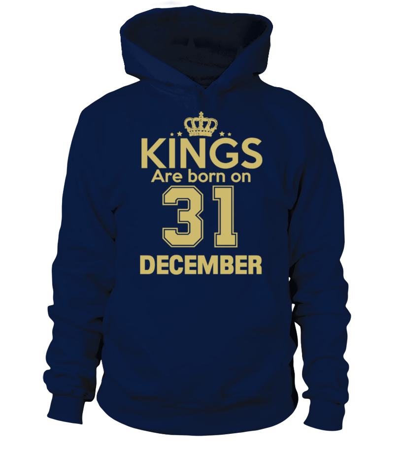 KINGS ARE BORN ON 31 DECEMBER