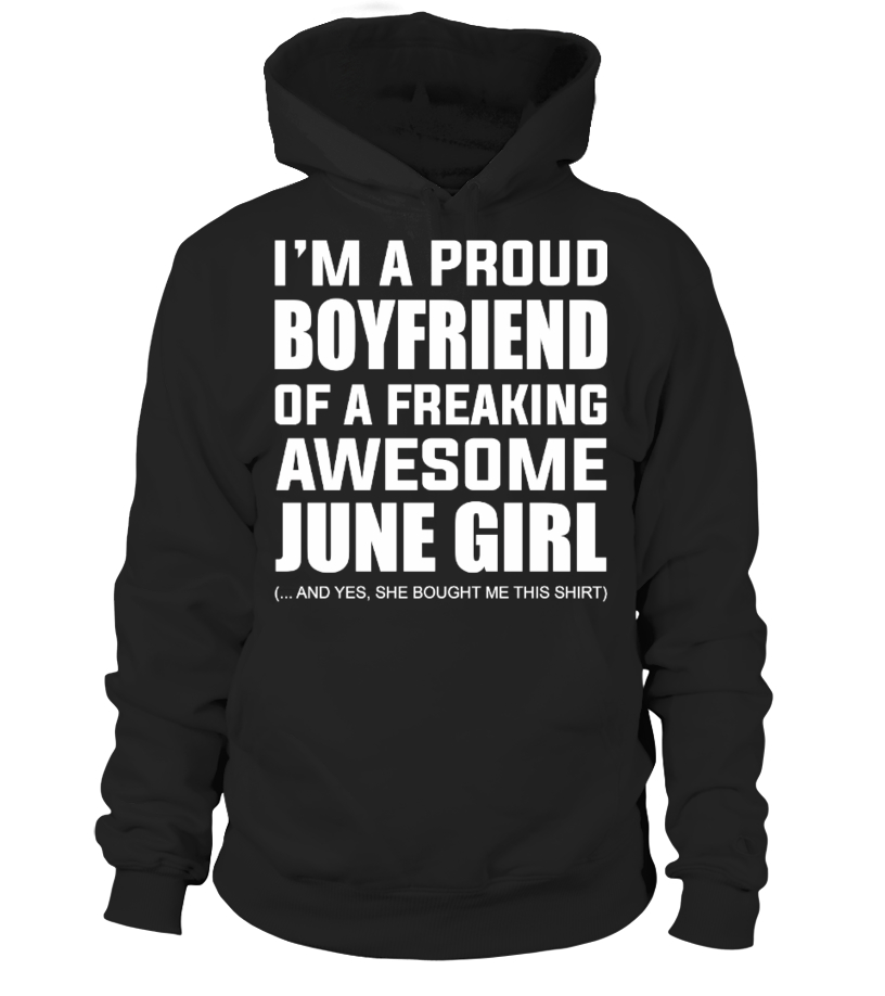 AWESOME JUNE GIRL