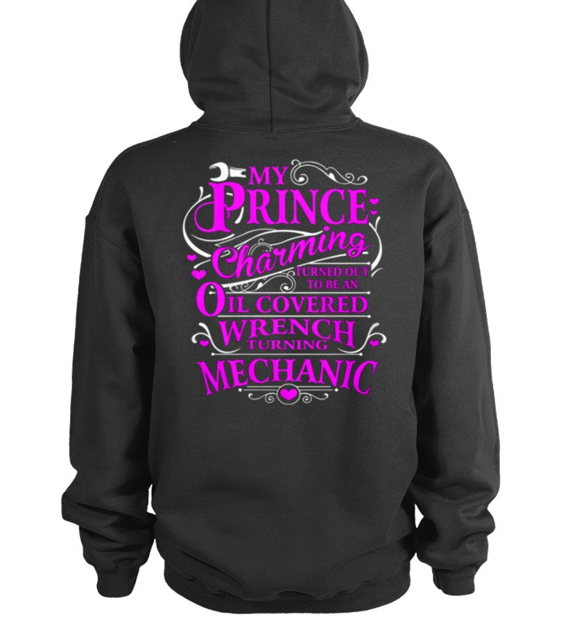 My Prince Turning Mechanic Tshirt