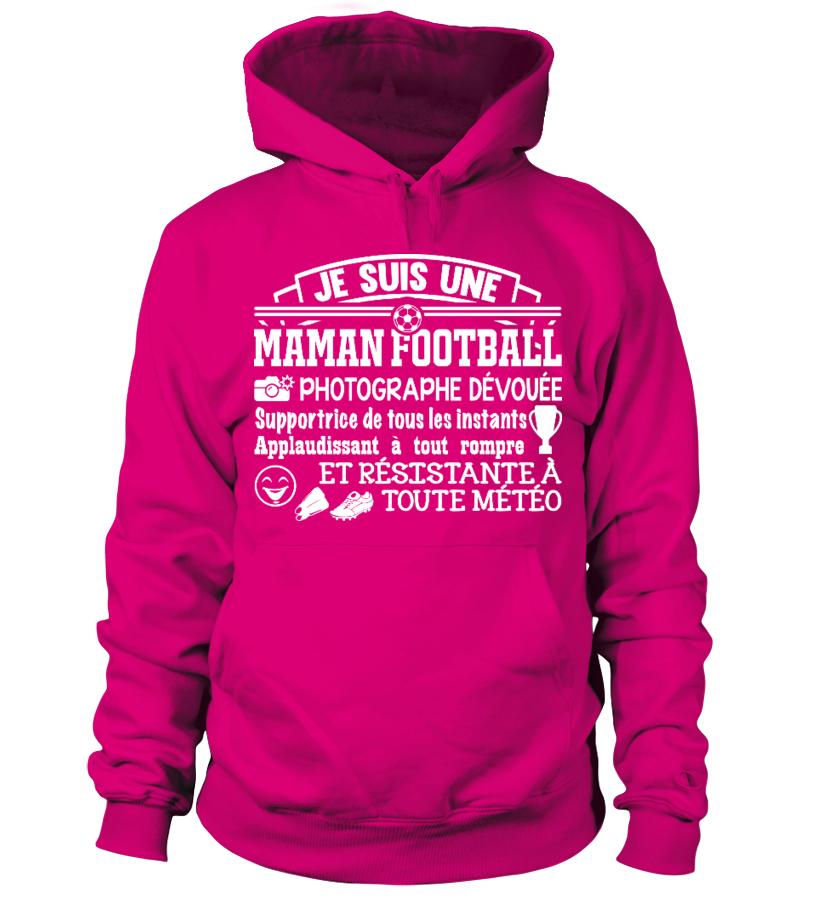 Je Suis Une Maman Football