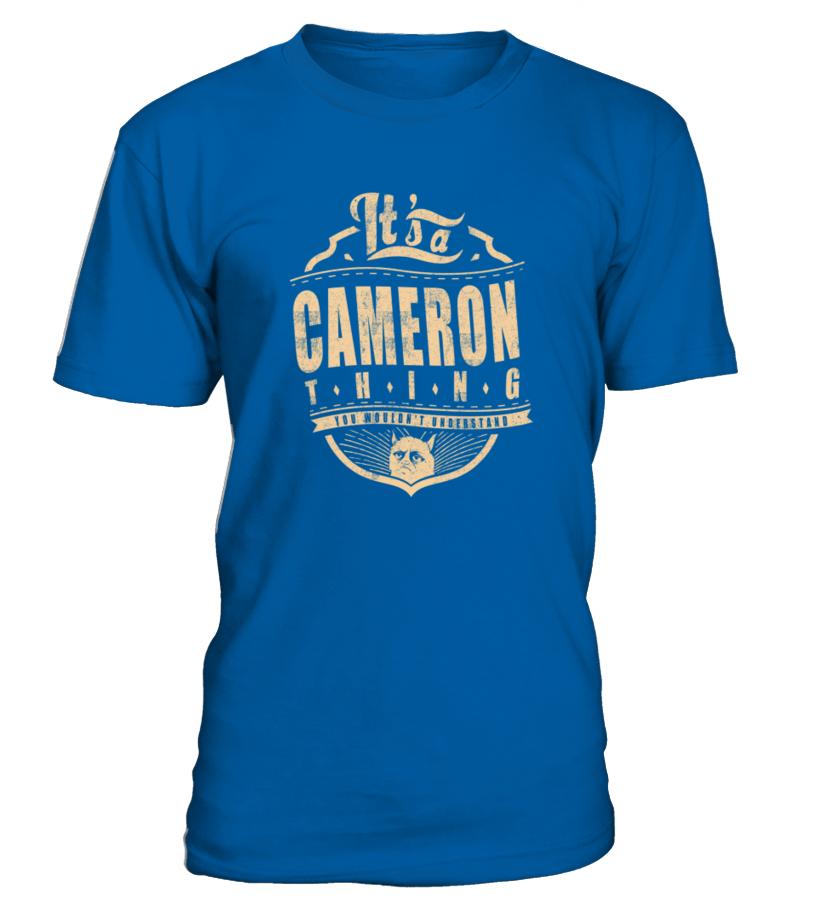 CAMERON THING