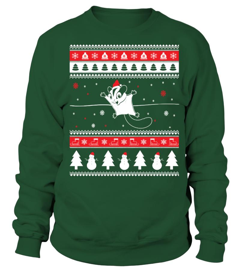 Sugar Glider Ugly Christmas Sweater