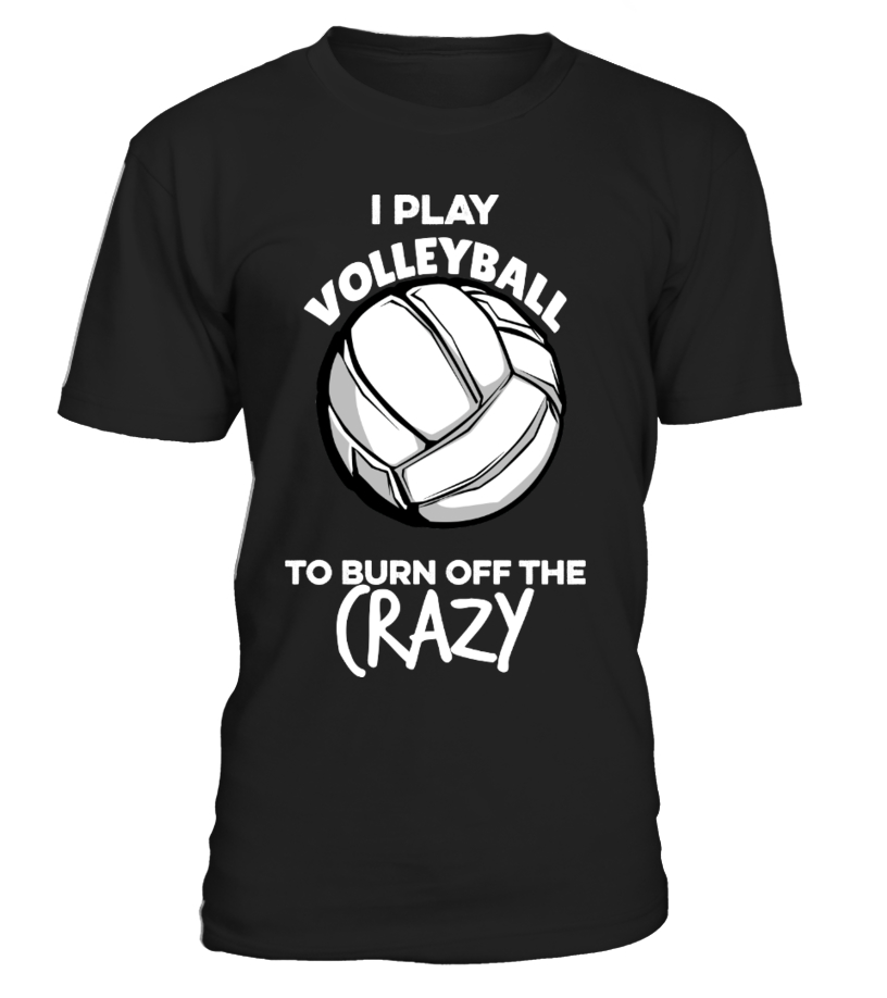 Play Volleyball To Burn Off The Crazy