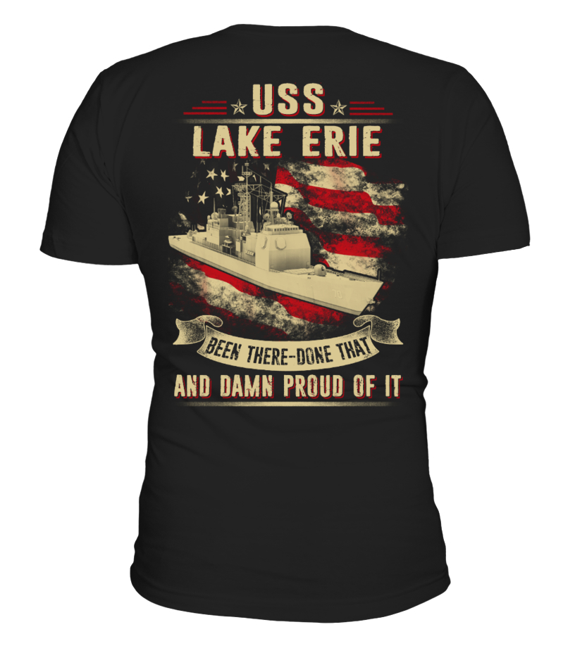 USS Lake Erie T-shirt
