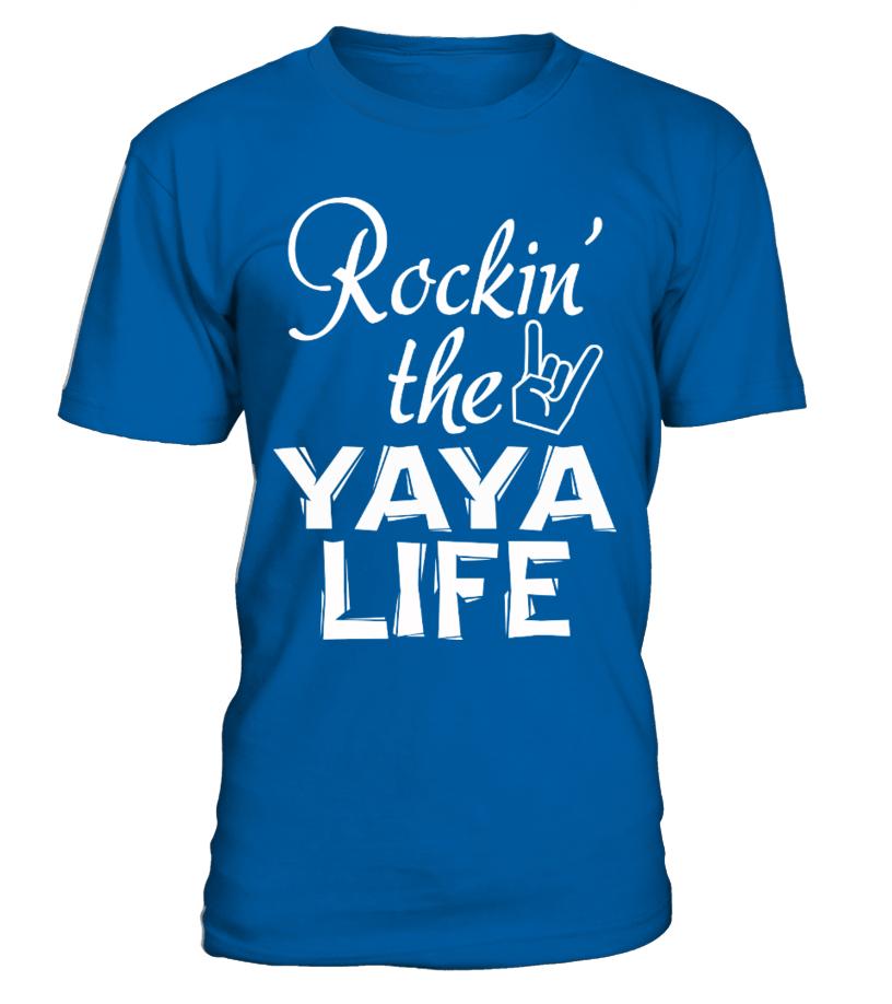 ROCKIN' THE YAYA LIFE