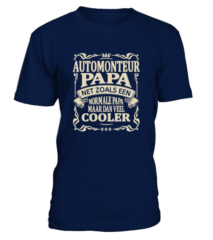 automonteur papa maar dan veel cooler