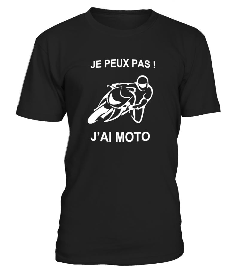 JE PEUX PAS ! J'AI MOTO