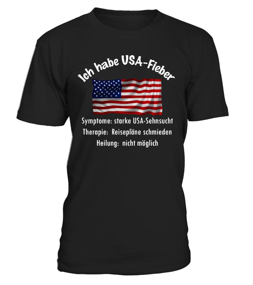 Ich habe USA Fieber!  Reise - Abenteuer - Geschenk
