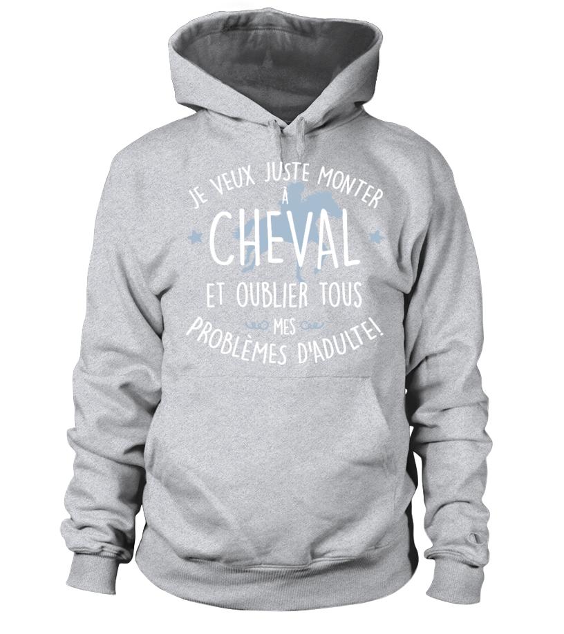 Juste monter à CHEVAL