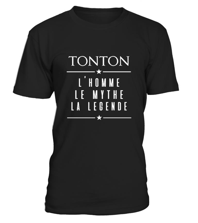 TONTON, L'HOMME, LE MYTHE, LA LEGENDE