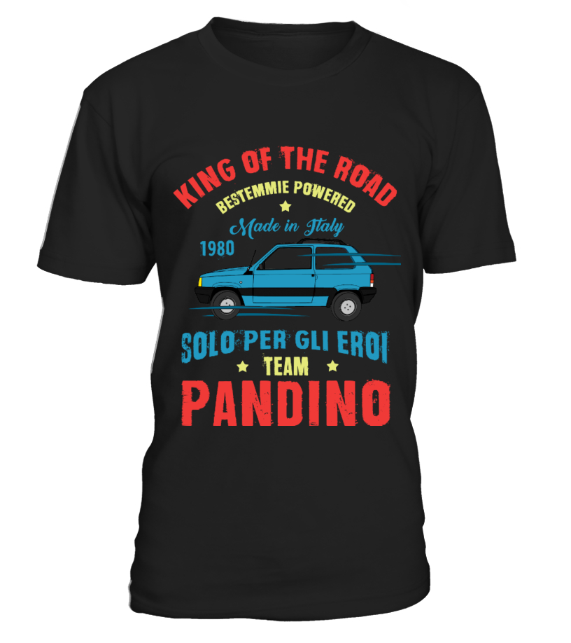 KING OF THE ROAD - PANDINO