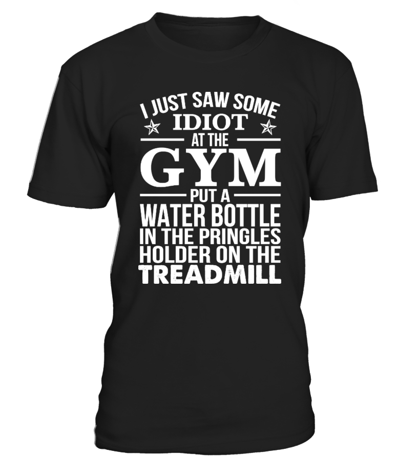 Just Saw Some Idiot At The Gym