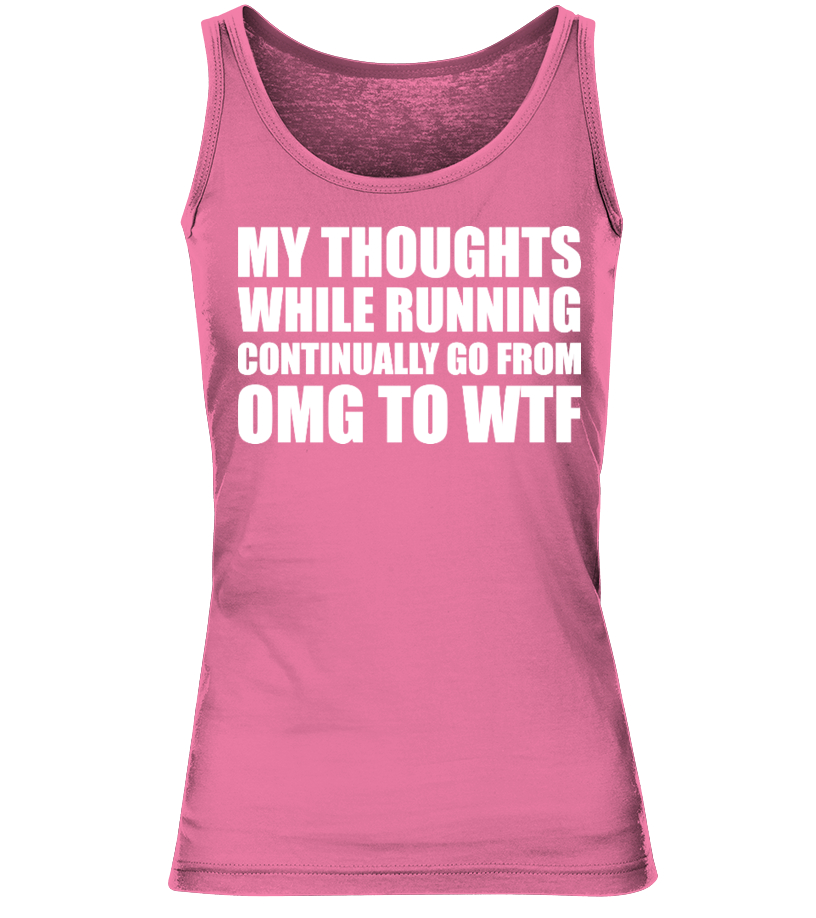 MY THOUGHTS WHILE RUNNING!