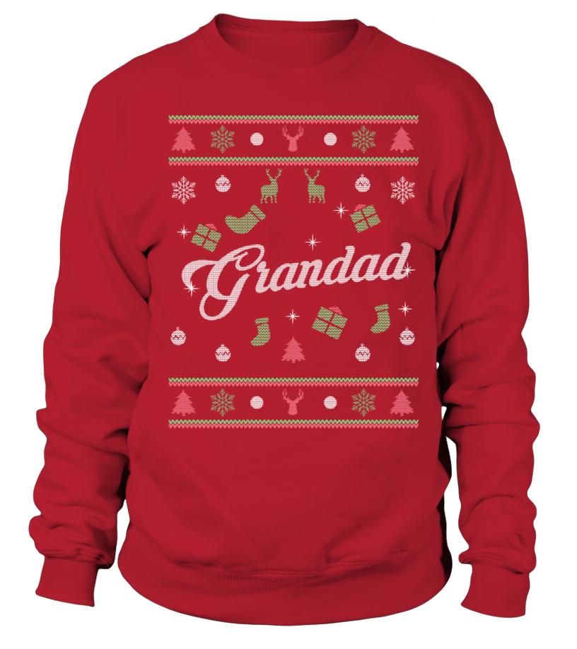GRANDAD CHRISTMAS JUMPER