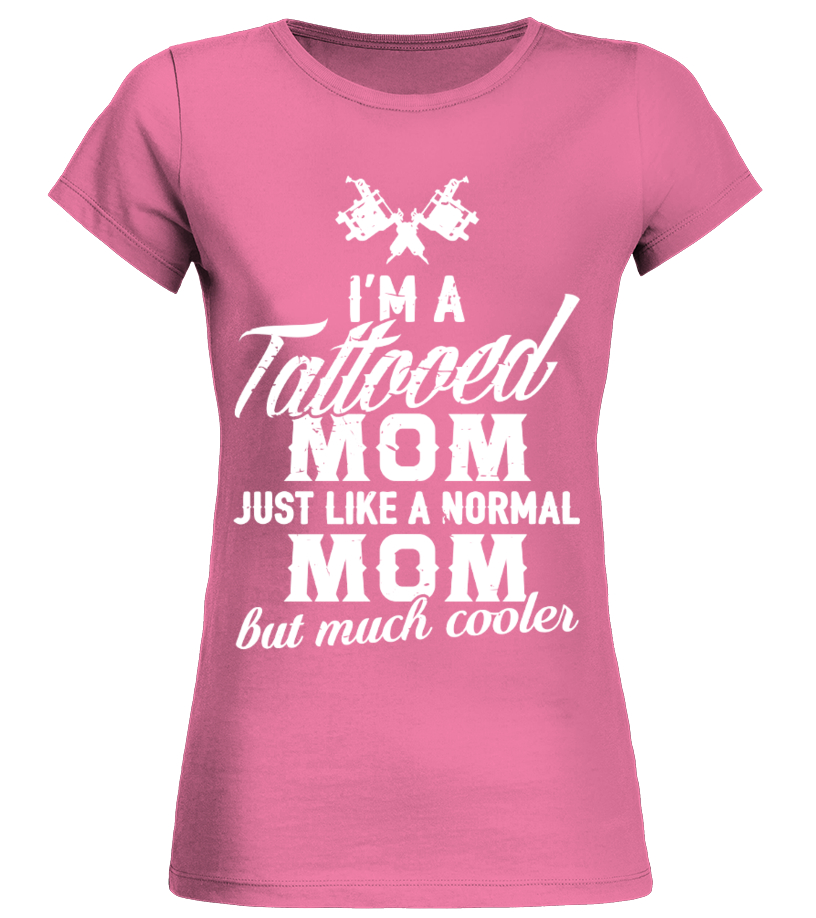 I'm A Tattooed Mom!