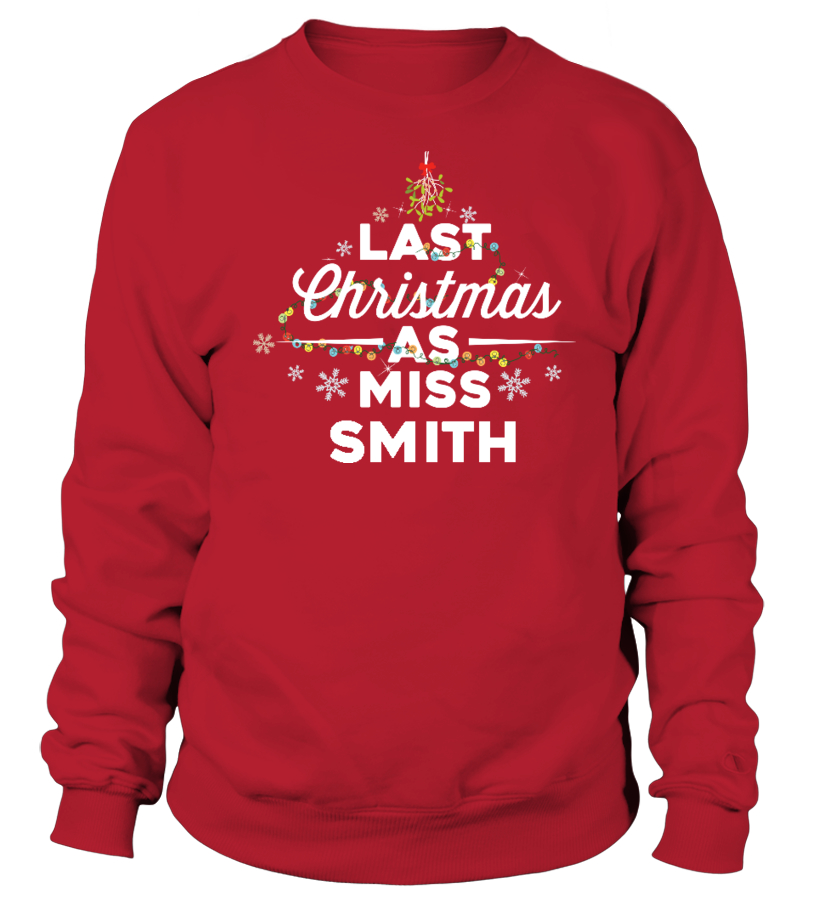 Last Christmas As - Customised