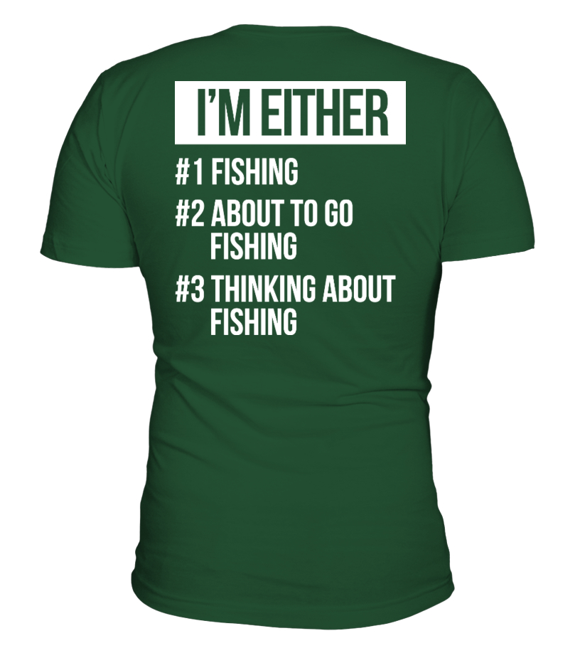 I'm Either - Fishing
